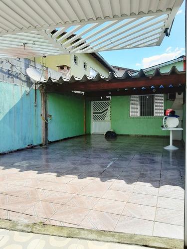 Imagem 1 de 14 de Casa 1 Dormitório 4 Vagas Churrasqueira Vila Guilhermina