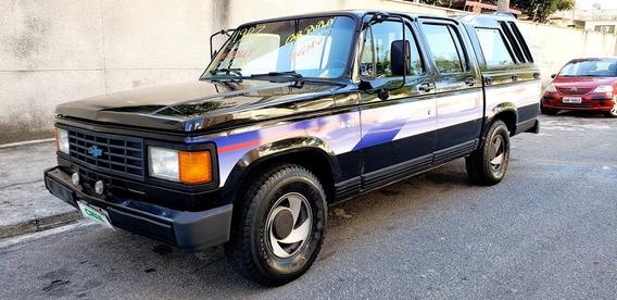 Chevrolet A20 Cabine Dupla 4 Portas 1987