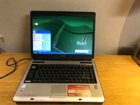 Notebook Toshiba Satellite A 105 Funcionando - Leia Anuncio