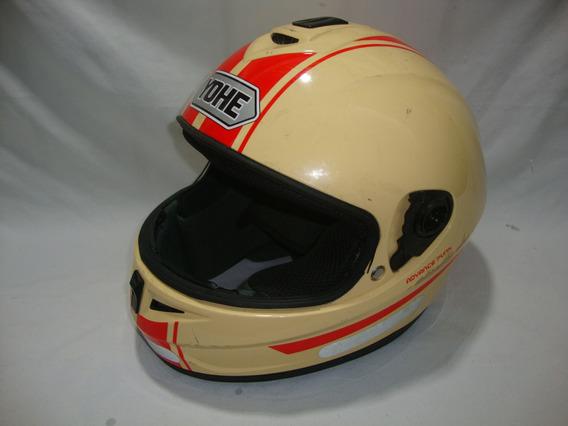 Capacete Yohe Usado Não Tem Viseira Moto Cross 58