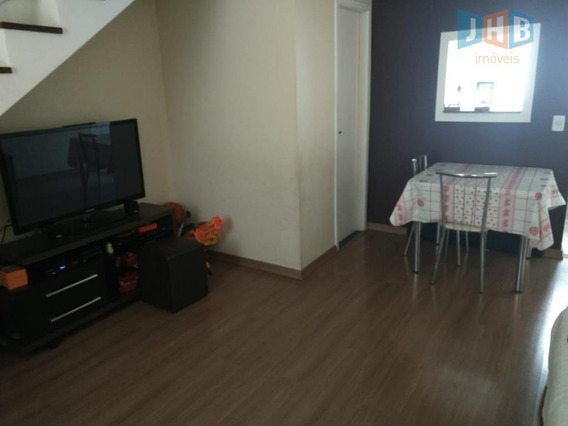 Sobrado Com 2 Dormitórios À Venda, 75 M² Por R$ 240.000 - Parque Dos Ipês - São José Dos Campos/sp - So0538