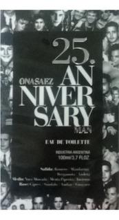 25 Anniversary Man Ona Saez Men100v Edp Perfume Original