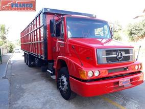 Caminhão Mb 1620 Eletrônico,2010/11...boiadeiro!!!raridade!!