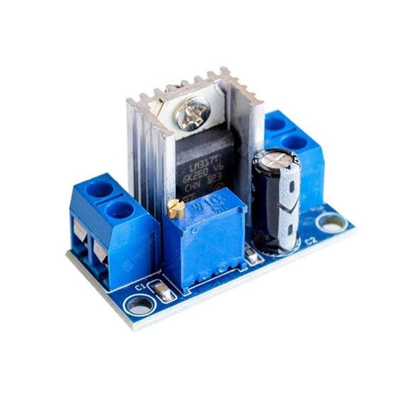 10 Unidades Lm317 Vdc Stepdown Reg Tensao Ajustave Arduino