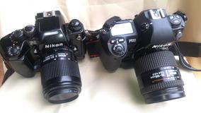 Camera Nikon F4s+f100, 28-105mm,80-200mm, Flashmetz 45cl-4.