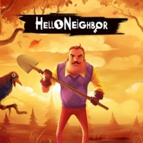 Hello Neighbor Play 4 I Digital I