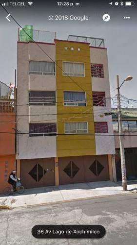 Departamento En Venta, Nezahualcóyotl, Estado De México