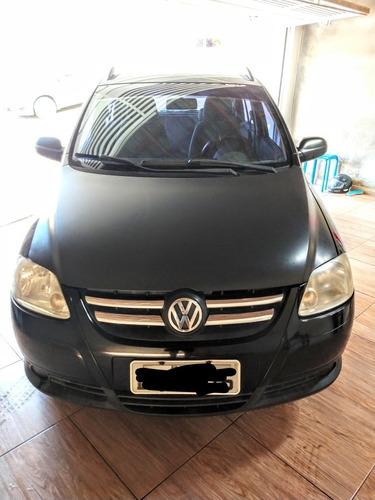 Volkswagen Spacefox 2009 1.6 Plus Total Flex 5p