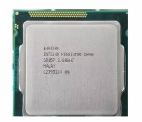 Kit C/ 05 Processadores G840 2°geração Socket 1155 Pentium