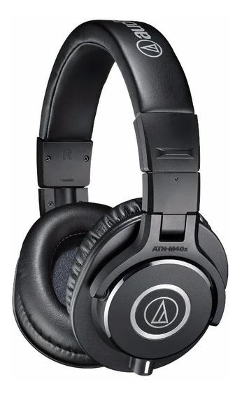 Audio Technica Ath-m40x Headphone Fone De Ouvido Mostruário