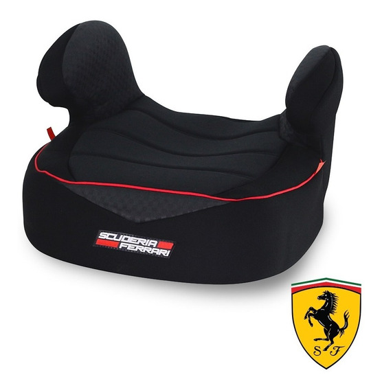 Butaca Booster Bebe Ferrari F25 Grupo 2-3 ( 15-36 Kg )