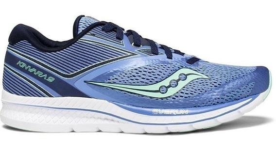 Saucony Zapatillas Running Mujer Kinvara 9 Azul