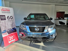 Nissan Pathfinder 3.5 Exclusive 4x4 Mt 2015