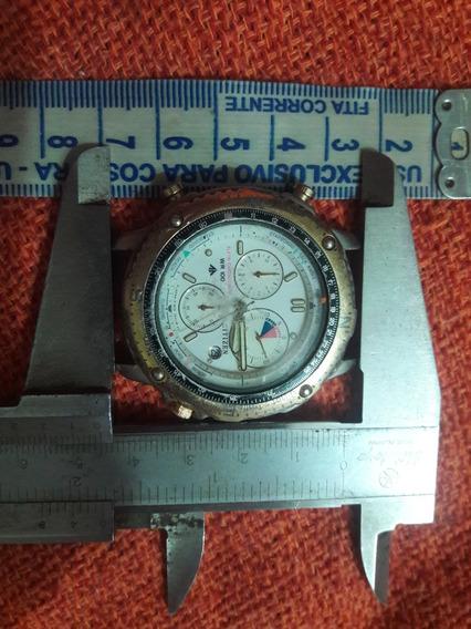 Relógio Antigo Citizen 3510-353099k Chronograph Leia Descri