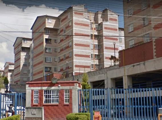Remate Bancario Depto En Av Central 175 Benito Juarez
