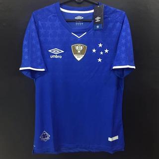 Camisa Do Cruzeiro Home 19/20 Pronta Entrega