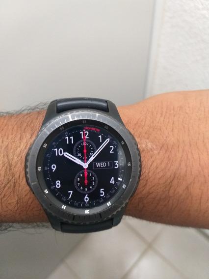 Smartwatch: Samsung Galaxy S3 Frontier