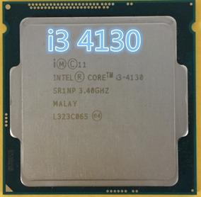 Core I3 4130 - Processador Intel 3.40ghz 1150 - Gamer I3