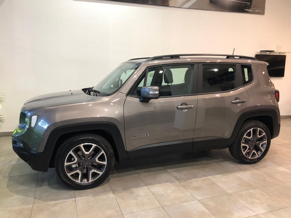 Jeep Renegade 1.8 Longitude At6 Financiado Con Jeep