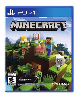 Juego Playstation 4 Minecraft Ps4 / Makkax