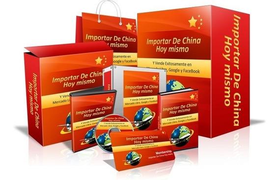 Aprende A Importar Desde China Y Ee.uu Con Exito En Dvd