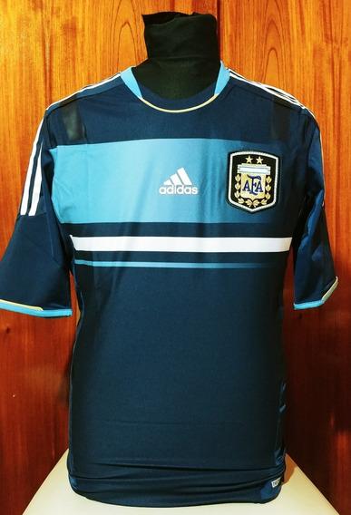 Camiseta De La Seleccion Argentina Suplente 2012 Tech Fit