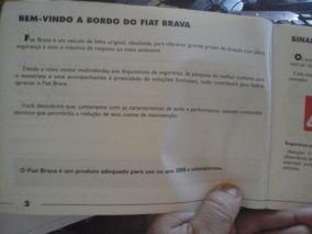 Manual Original Novo Fiat Brava, Todas As Versões