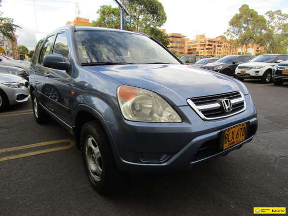 Honda Cr V Lx At 2400