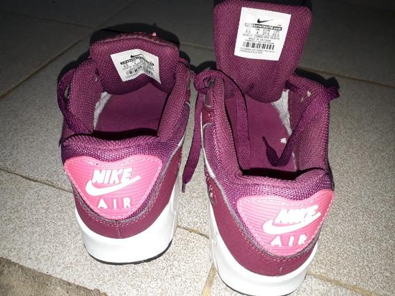 Zapatillas Marca Nike Modelo Air Max.. Talle N° 36.