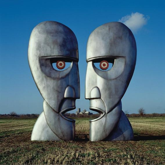 Pink Floyd The Division Bell Importado Lp Vinilo X 2 Nuevo