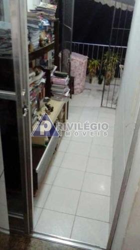 Apartamento À Venda, 2 Quartos, 1 Suíte, Copacabana - Rio De Janeiro/rj - 5911