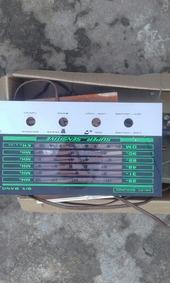 Radio Nissei De Mesa Antigo