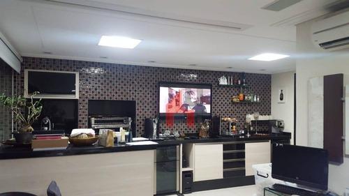 Apartamento À Venda, 198 M² Por R$ 1.840.000,00 - Jardim Avelino - São Paulo/sp - Ap0223