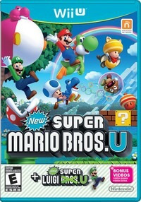 New Super Mario Bros.u + New Super Luigi U - Produto Digital