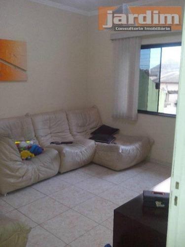 Sobrado Residencial À Venda, Jardim Vera Cruz, São Bernardo Do Campo. - So0729