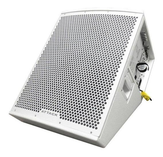 Caixa Attack Retorno Ativa Vrm1230a Monitor 300w Branco Nf