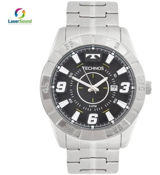 Relógio Technos Masculino 2115kyx/1p C/ Garantia E Nf
