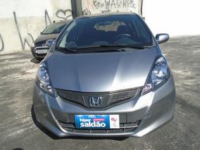Honda Fit Cx Automático - 2014 Com 47.500 Km - Wilson