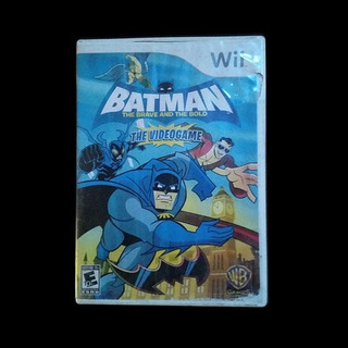 Batman The Brave And The Bold The Videogame