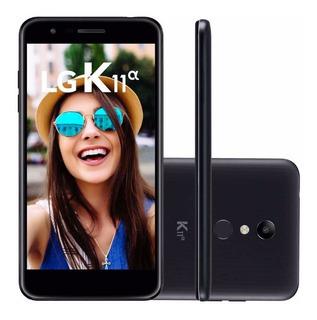 Smartphone Lg K11a Câmera De 8mp Com Autofoco Rápido, Selfie