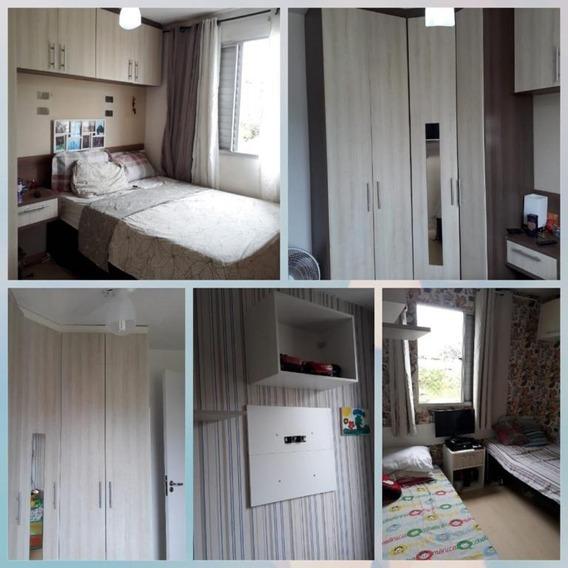 Apartamento Com 2 Dormitórios À Venda, 44 M² - Vila Alzira - Guarulhos/sp - Ap7741