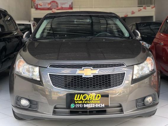 Chevrolet Cruze Sedan 1.8 Flex 4p 2014/2014
