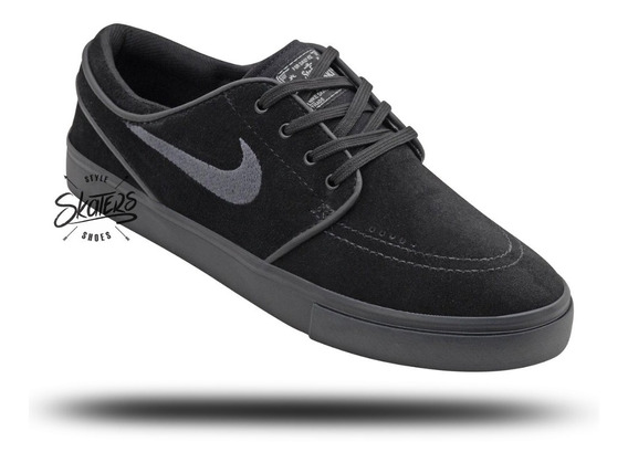 Kit 2 Pares De Tênis Stefan Janoski Zoom + Iate Slip On