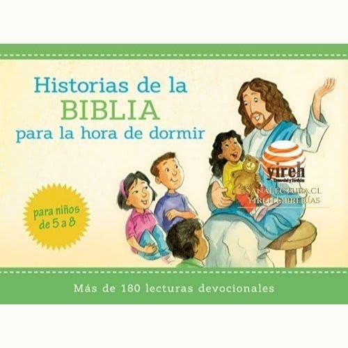 Imagen 1 de 1 de Historias Biblicas Para La Hora De Dormir