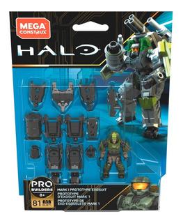 Mega Construx Halo Surtido Exos, Modelo Puede Variar