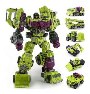 Transformers Jinbao Devastator