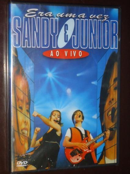 Dvd Sandy & Junior -era Uma Vez (lacrado)