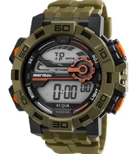 Relógio Mormaii Acqua Pro Masculino Mo1148ac/8m