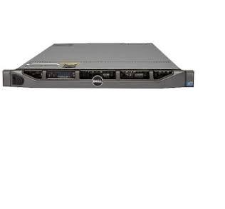 Servidor Dell R610 2xquad 32gb 300gb De Hd.