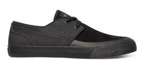 Tenis Dc Shoes Wes Kremer 2s Black Original Frete Gratis